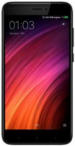 Xiaomi Redmi 4X 64GB Black (Черный)
