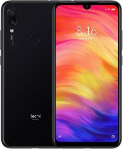 Xiaomi Redmi Note 7 4/128GB Black (Черный) Global Version